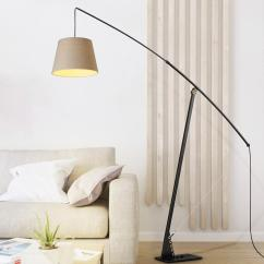 Living Room Standing Lamp 3pc Table Set Modern Floor Lamps Post Light Adjustable Long Arm Color Lights Bedroom Deco Luminaire Uk 2019 From Hogon