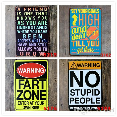 vintage posters for kitchen floor cupboards new poem funny family life rule quote metal painting store cheap usa wall decor best wine signs