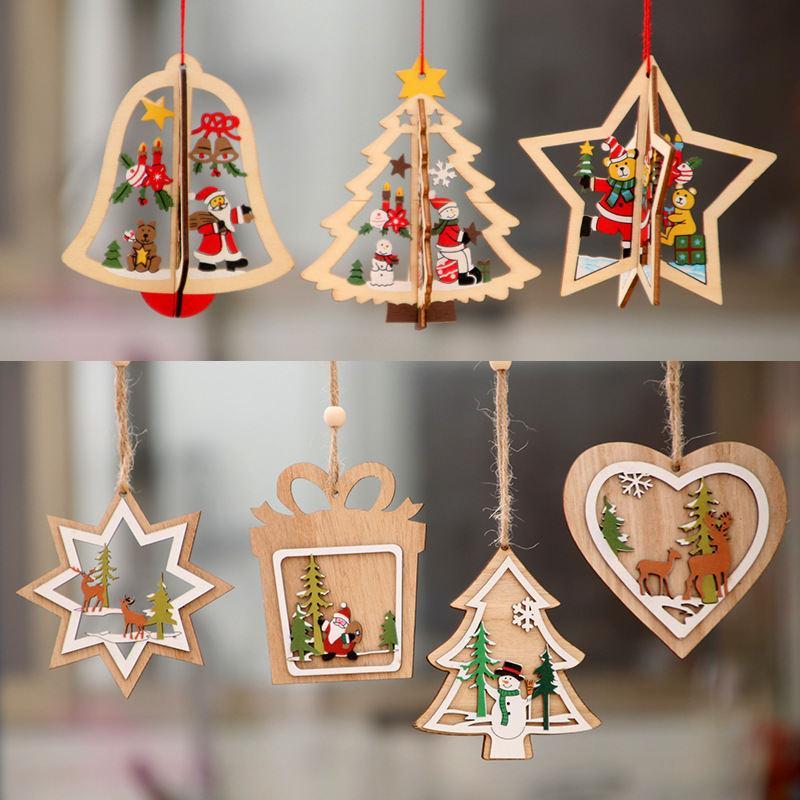 diy christmas bell star