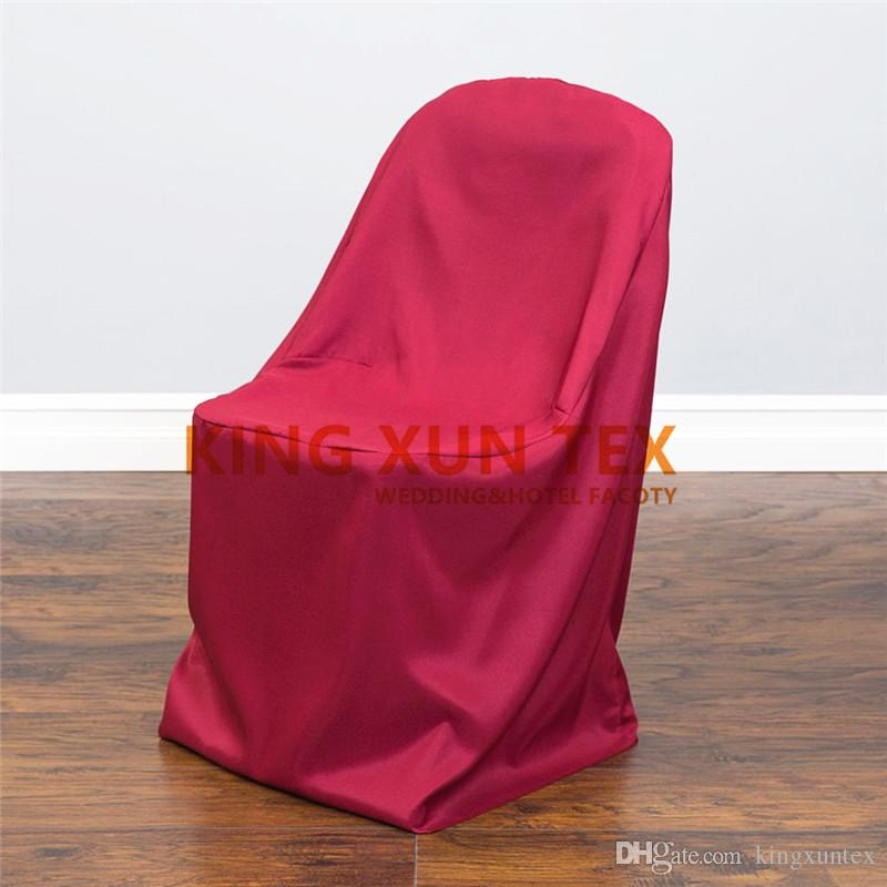 will folding chair covers fit banquet chairs whiskey barrel 100 polyester cover for wedding decoration rent tablecloths and slipcover recliner couch from kingxuntex
