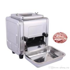 Kitchen Equipment For Sale Cost Remodel Commercial Electric Meat Cutting Machine Slicer Slicing Dicer Canada 2019 From Qihang Top