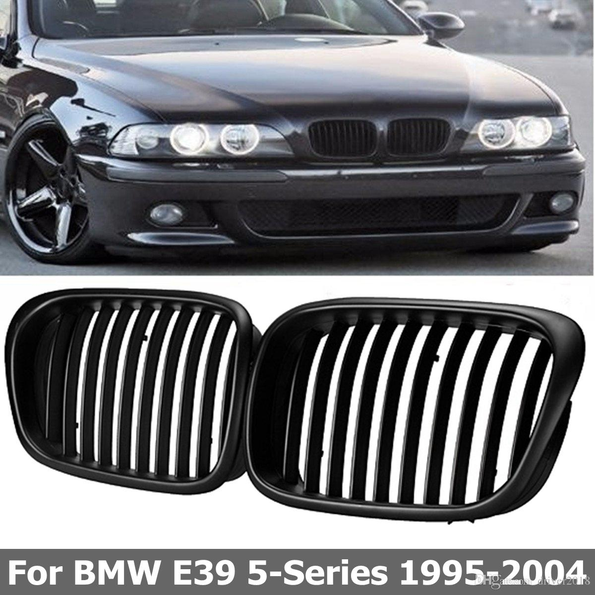 hight resolution of oem style car front black wide kidney grille grill for bmw e39 5 series 1997 1998 1999 2000 2001 2002 2003 car interior accessories car interior and