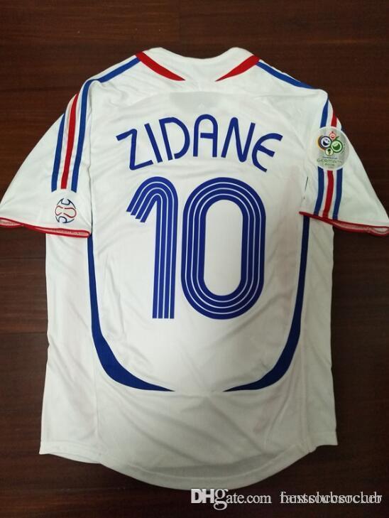 2006 france retro soccer