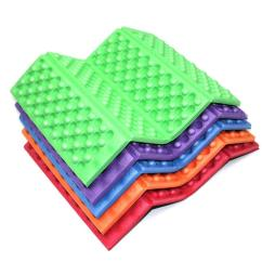 Foldable Cushion Chair Gentlemans Portable Eva Foam Outdoor Camping Gadgets Mat Seat Waterproof Picnic Pad Multi Tools Pads Wicker