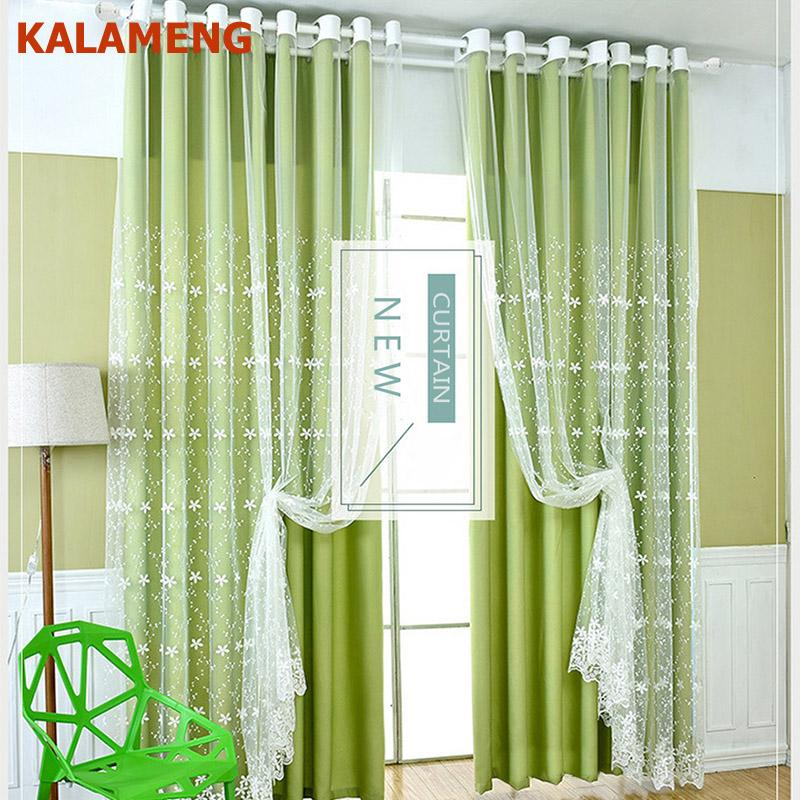 green curtains for living room ideas color rooms 2019 purple blue window curtain livingroom custom made bed pleating net designs wb0031 from fair2015