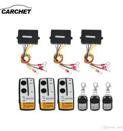 2019 carchet universal winch wireless remote control kit 12v 50ft for jeep truck suv atv for self recovery winch car from jerry03 33 7 dhgate com [ 1000 x 1000 Pixel ]