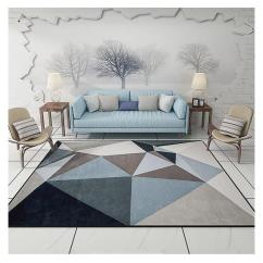 Carpet For Living Room Set Under 500 Modern Carpets Rectangle Geometric Area Rugs Large Anti Slip Safety Kids Home Decorative Bedroom Rug Bigelow Commercial