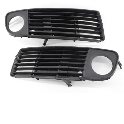 small resolution of front left right lower bumper fog light cover vent grille for audi a6 c5 avant quattro 1998 1999 2000 2001 2002 4b0807682s auto fog light kits auto fog