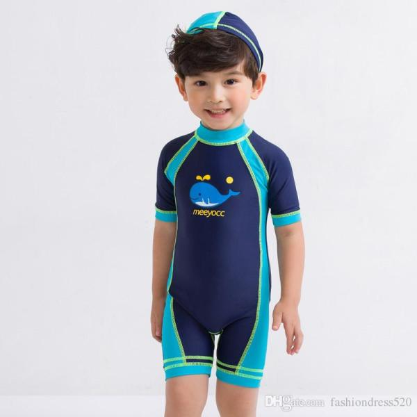 9 Styles Child Swimwear Piece Boys Girls Swimsuits Kids Bathing Suits Baby Swimsuit Girl