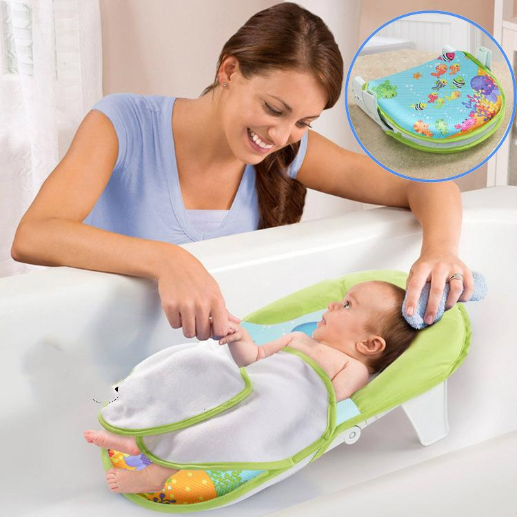 bath chair baby arm covers 2019 sozzy infant sling with warming wings folding bathtub newborn seat towel shower from coolhi 79 17 dhgate com