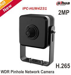 dahua 2mp wdr pinhole camera ipc hum4231 1 2 7 cmos h 265 2 8 mm pinhole lens support face detection network camera security cam ip camera web ip camera  [ 1000 x 1000 Pixel ]