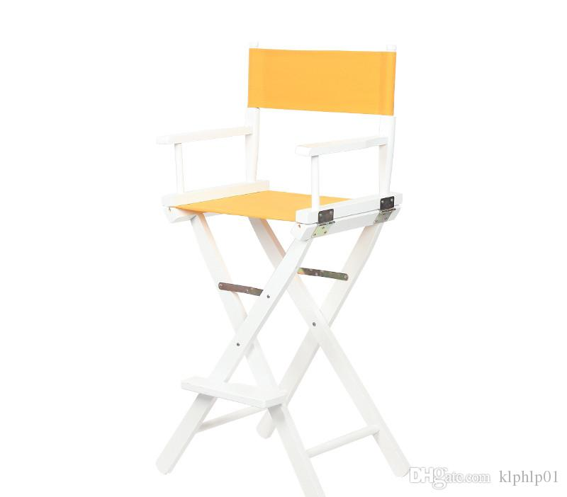 makeup chairs fold up beach solid wood director chair natural white black finish with cheap adult furniture best modern colorful