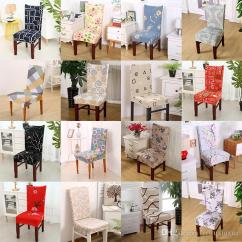 Chair Covers Modern Songs From The Big Elastic Anti Dust Cover Stretchy Removable Slipcovers Home Decor Party Banquet Seat Cases Dining