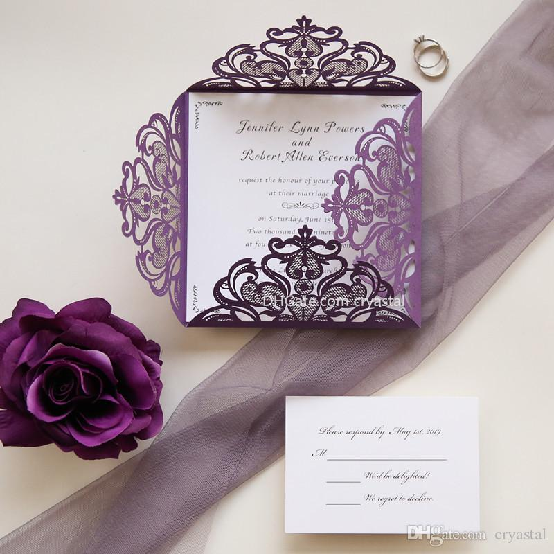 Discount Wedding Invitation Kits