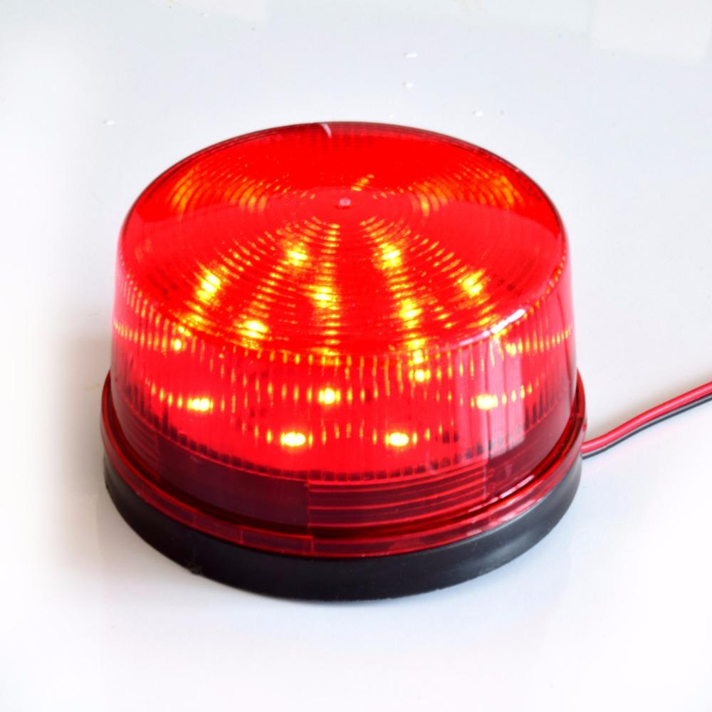 wired strobe siren 12v