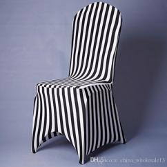 Fancy Chair Covers For Sale Stool Small Piece White And Black Zebra Striped Pattern Lycra Spandex Skirt Ruffle Aei 051 Rent Weddings