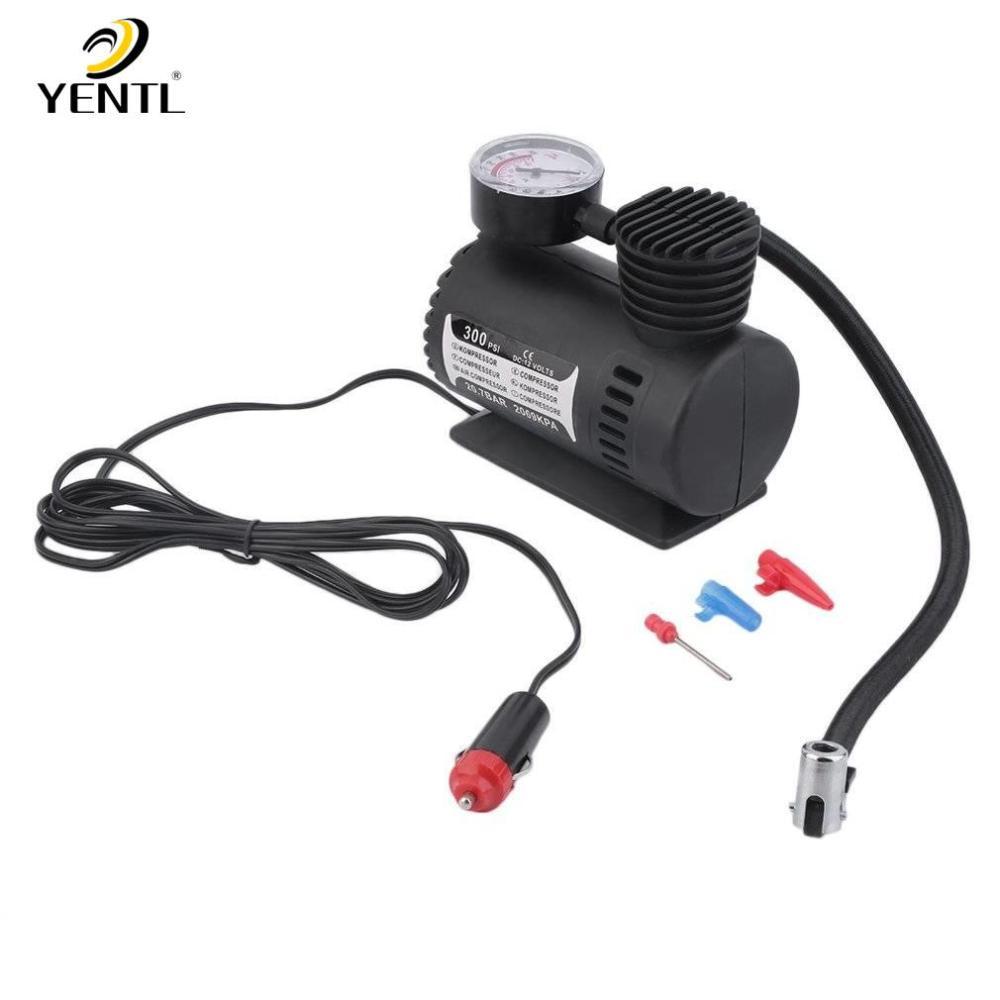 medium resolution of 2018 air compressor 12v tire inflator toy sports car auto electric pump mini new12v 300psi car
