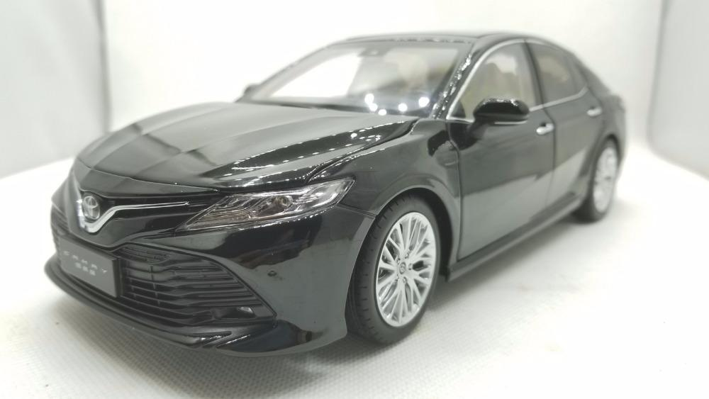 all new camry 2018 black grand avanza e std 2019 1 18 diecast model for toyota alloy toy car miniature collection gift 8th generation xv70 from lou88 145 dhgate com