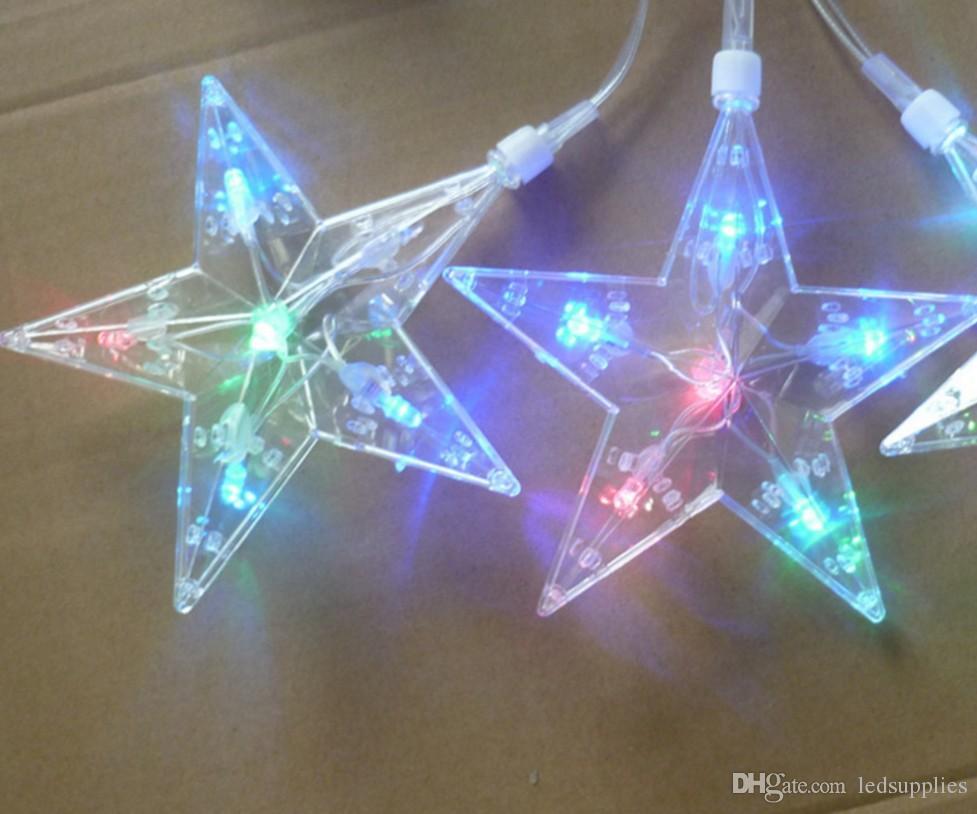 Christmas Star Light Decoration