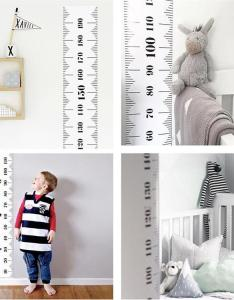 Children kids growth chart height ruler wall sticker decal measurement decorative  canada from brendin also rh ca dhgate