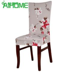 Chair Covers Cotton Graco Duodiner High Reviews Home Dining Spandex Universal Removable Stretch Elastic Slipcovers Style Office Seat Cover Room Chairs