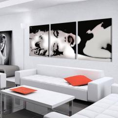 Sexy Living Rooms Extra Small Apartment Room Ideas 2019 Marilyn Monroe Pictures Canvas Oil Painting On Wall Art 3 Pcs Jpg