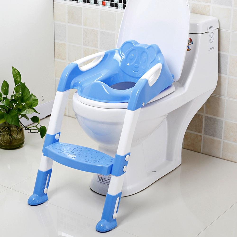 potty chair with ladder bliss hammock stand 2019 folding baby training adjustable children kids boys girls seat toilet from