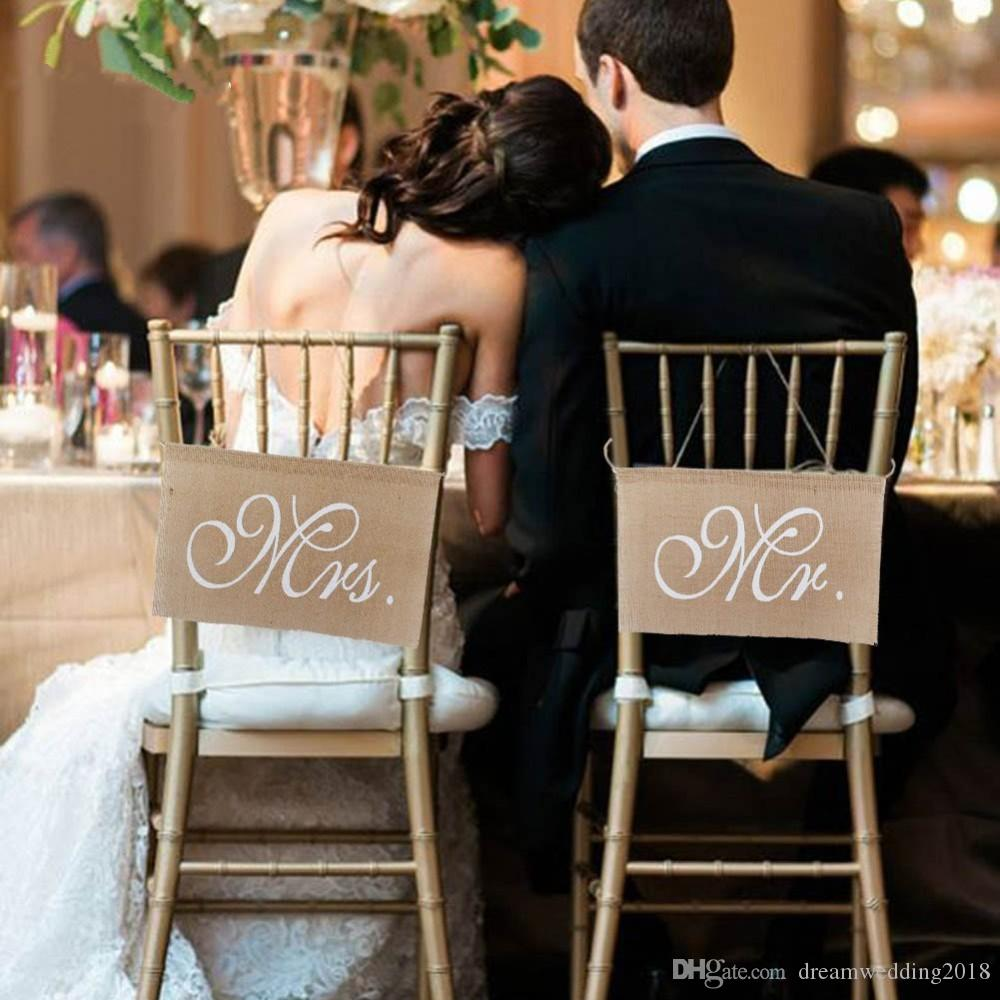 paper chair covers for weddings black uk 2019 wedding decoration cover wholesale rustic sign mr and mrs banner flower girl bride groom plaque photoboo from