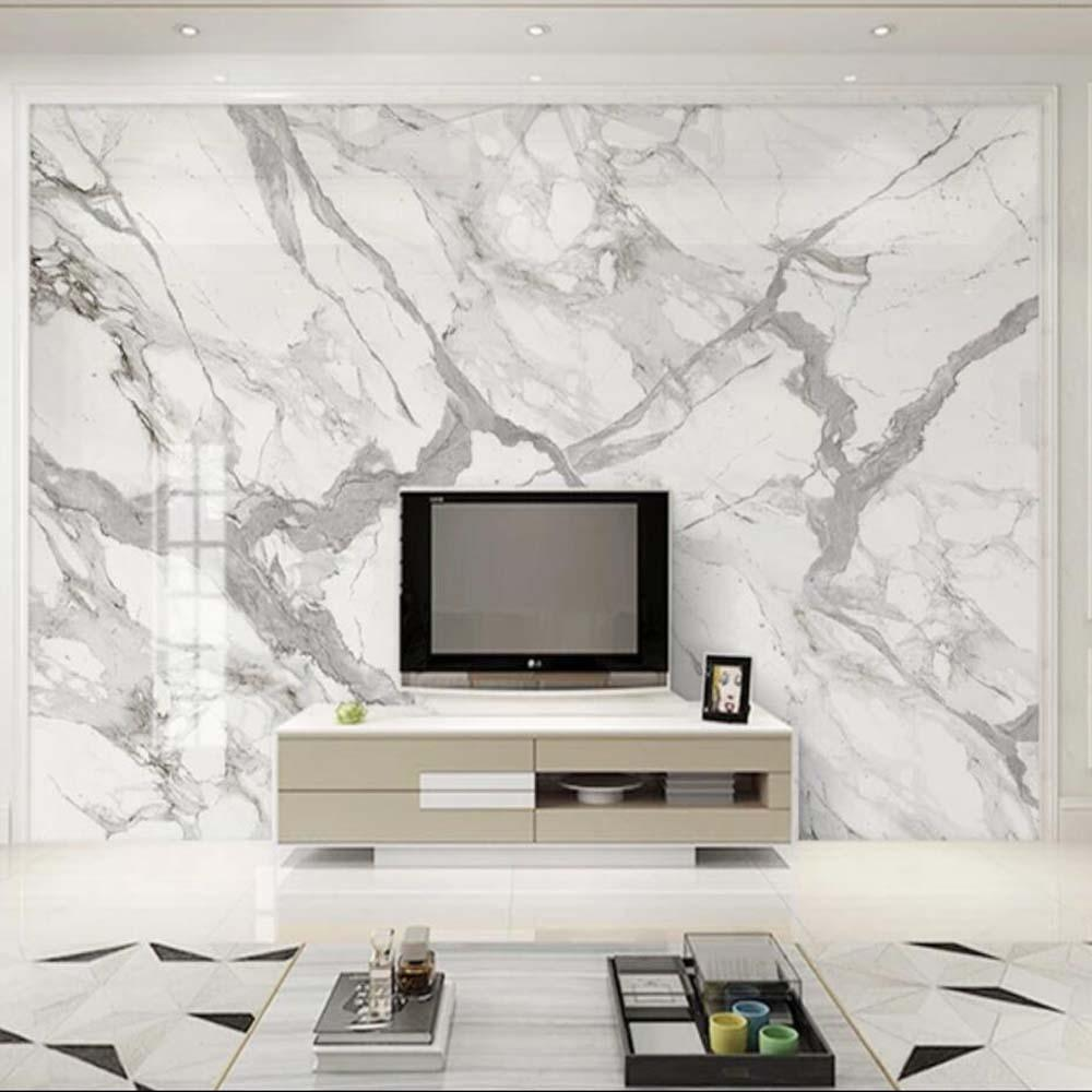 wall mural ideas for living room light 3d abstract marble line wallpaper paper roll sofa tv background decor papier peint thanksgiving the hd