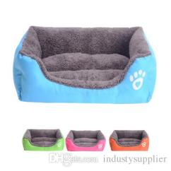 Soft Sofa Dog Bed Enzo 3 Piece Sectional Costco 2019 Super Nests Warm Pet House Candy Colored Winter Fall Visceral Moisture Proof Supplies From Industysupplier