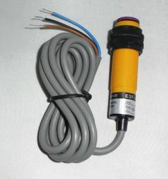 2019 omron e3f ds10c4 new infraredray photoelectric switch sensor dc 3 wire 10 30v 10cm from friendly138 6 04 dhgate com [ 1000 x 1000 Pixel ]