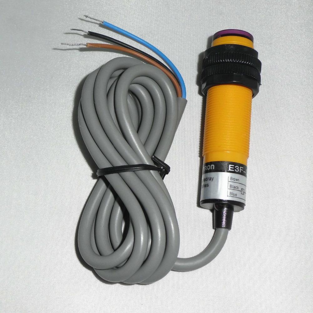 hight resolution of 2019 omron e3f ds10c4 new infraredray photoelectric switch sensor dc 3 wire 10 30v 10cm from friendly138 6 04 dhgate com