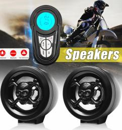2019 anti theft motorcycle alarm sound system motor car audio mp3 usb radio stereo speakers music for theft protection from miaotang 30 92 dhgate com [ 1080 x 1080 Pixel ]