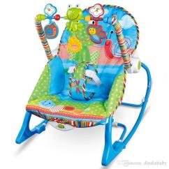 Baby Rocker Chair Staples Desk Rocking Musical Electric Swing High Quality Vibrating Bouncer Adjustable Kids Recliner Cradle Chaise Accessories Glider