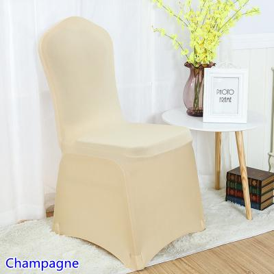 champagne banquet chair covers chair&desk warehouse johannesburg spandex cover colour flat front lycra stretch for wedding decoration wholesale on sale furniture couches slip