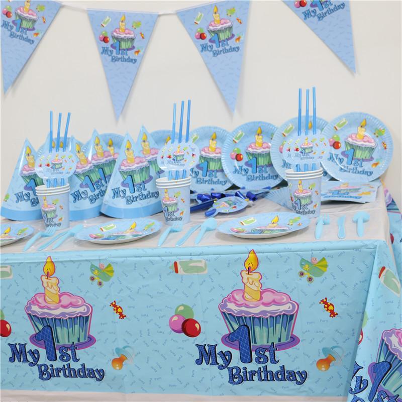 102pcs kids first birthday