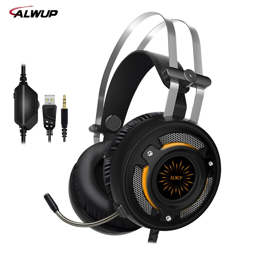 hight resolution of alwup 2 2m wired gaming headphone ps4 with mic gaming headset xbox one with led light headphones with microphone noise cancelling from aralia
