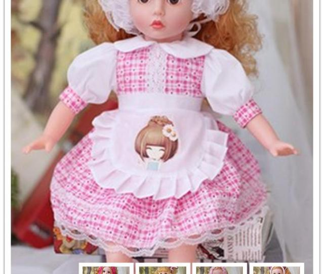 Inch Can Singing And Blink Princess Lucy Doll Blinking Eyes Doll Education Toys Dress Dolls Cheap Dolls From Beloveddoll   Dhgate Com