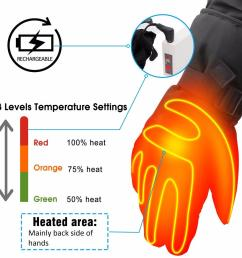 black winter warm heated gloves 3 7v touch rechargeable battery heated gloves for men women cycling hiking outdoor activities best smart watches ios  [ 1000 x 1000 Pixel ]