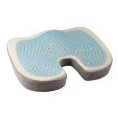 Gel Cushion For Chair Chicco High Cover Replacement 2018 New Orthopedic Foam Seat Pad Back Support Comfort Enhanced Ne905 Online With 50 91 Piece On Zhanhuahome S Store Dhgate Com