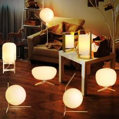 Light Stand For Living Room Furniture Tables 2019 Modern Minimalist Led Night Lights Vintage Table Lamp Classic Glass Shade Bedroom Desk From Caraa