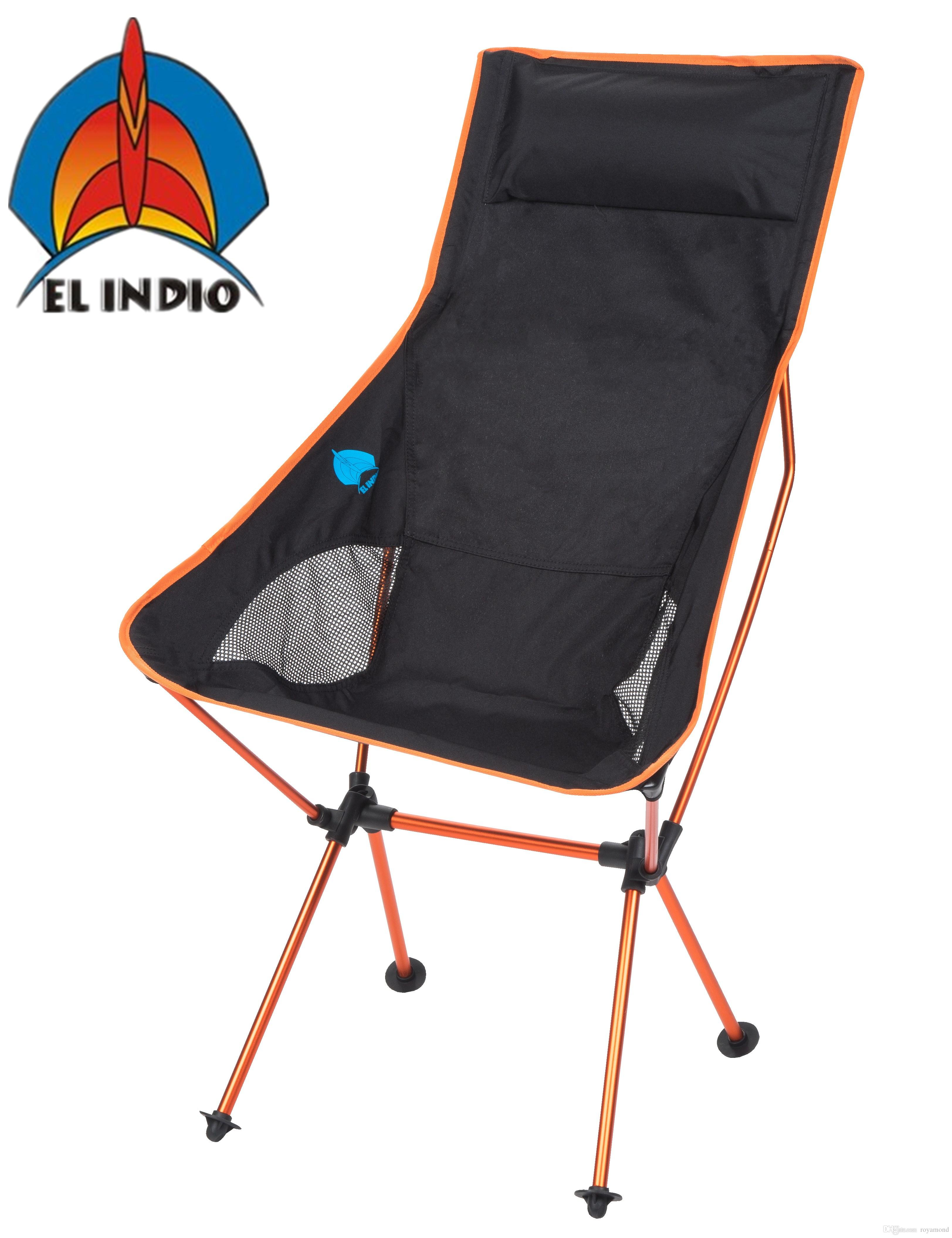 portable picnic chair covers for weddings ebay el indio fishing folding camping chairs ultra lightweight outdoor hiking lounger bbq garden table patio from