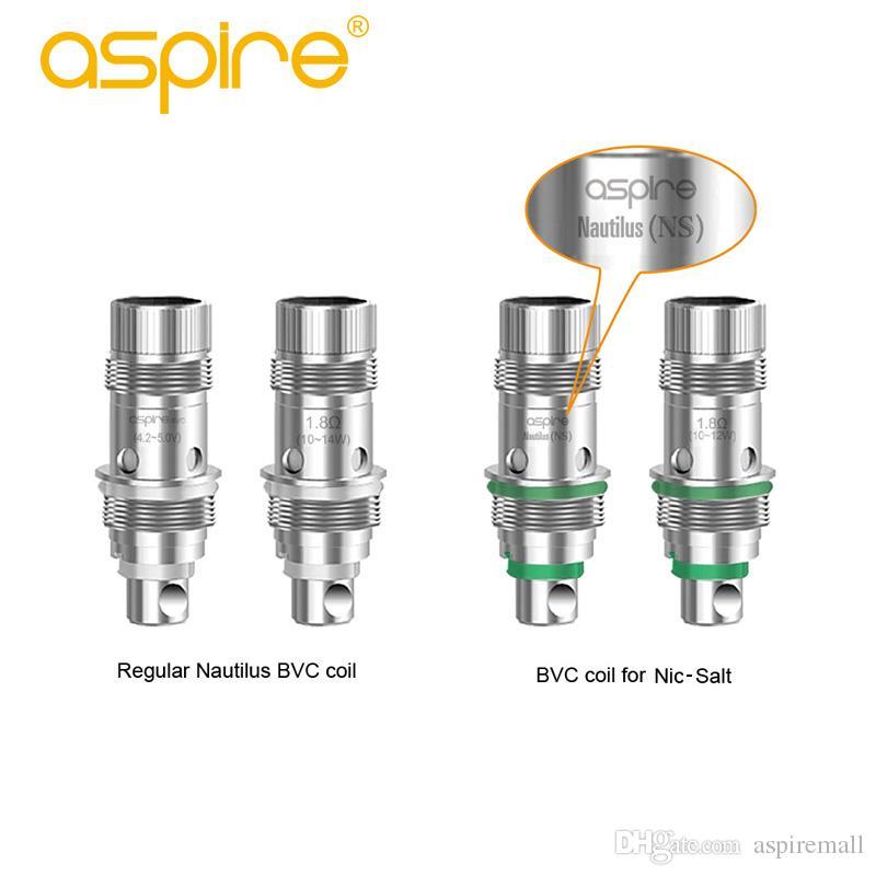 100% Original Aspire Nautilus AIO Coils With BVC