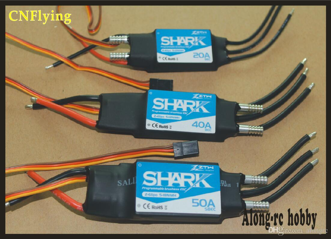 hight resolution of 2019 ztw shark 20a 40a 50a 60a 70a 80a waterproof brushless esc for boat with water cooling system for rc boat model from alongrc 13 98 dhgate com