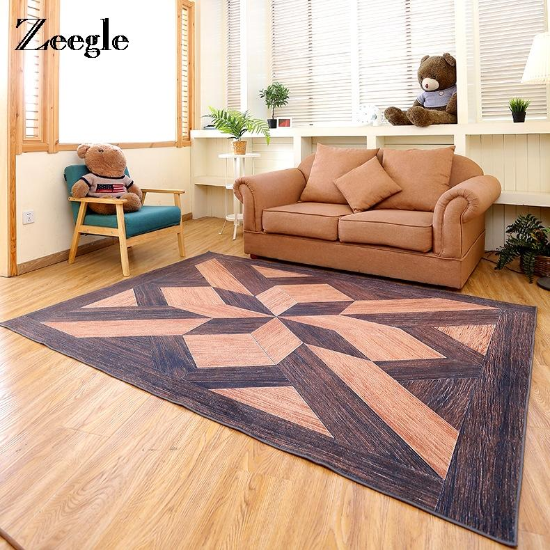 carpet for living room pictures with grey walls zeegle 3d geometric carpets modern anti slip office chair floor mats home decor rug kids bedroom canada 2019 from goutour