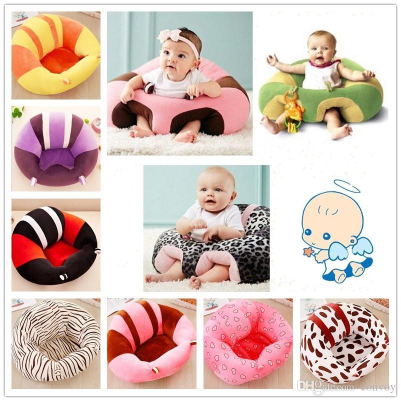 acheter 14 styles bebe soutien siege en peluche doux bebe canape siege infantile oreiller coussin canape pour 3 6 mois assis apprentissage posture bks01 de
