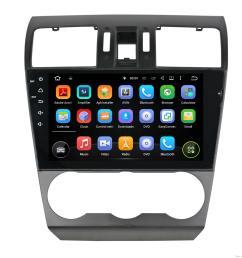 car radio android 7 1 quad core 9 car dvd audio player for subaru forester 2013 2015 2016 with 2gb ram radio gps wifi bluetooth 16gb rom car dvd player car  [ 4500 x 4500 Pixel ]
