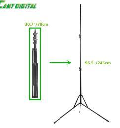 2019 professional light stand aluminium alloy stable 3 section adjustable 78cm 245cm for studio flash speedlite softbox etc from doper 105 11 dhgate com [ 1000 x 1000 Pixel ]