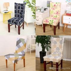 Chair Covers Modern The Love Removable Cover Stretch Elastic Slipcovers Printed Home Style Banquet Dining Seat Rentals Cheap