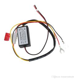 lighting assemblies components led drl daytime running lights wiring harness connector pieces lighting assemblies components [ 1000 x 1000 Pixel ]